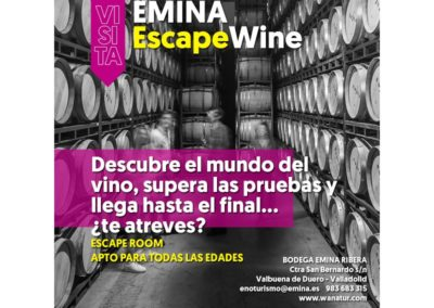 Emina Escape Wine