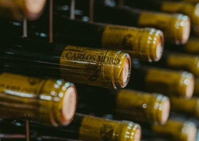 Tasting vinoteca Carlos Moro
