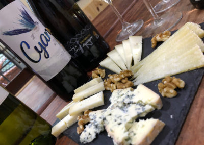 Cheese and wine tour: Don't let them fool you!